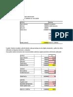 Ejercicios Análisis Estados Financieros 2020 XIMENA.xlsx