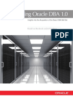 Oracle DBA 10