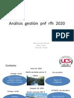 analisis  matricula  2020