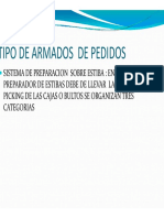 -ARMADO DE PEDIDOS