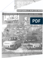 Citroen Berlingo - Manual de Taller v2