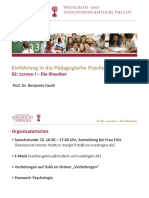Padagogische_Psychologie_02_Lernen I