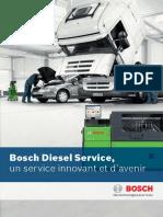 Bosch Diesel Service, un service innovant et d avenir