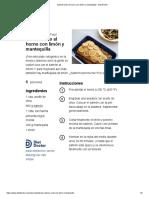 Salmón keto al horno con limón y mantequilla - Diet Doctor