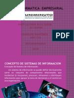 Informatica Empresarial