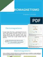Unidad 5 Electromagnetismo 1a