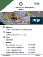 ISO 9001 Caso practico