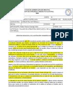 Taller de literatura Neoclásica y Romantica Universal 2020.docx