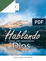 GLOW - Hablando Con Dios