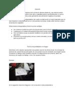 Ideación, y tecnica de prototipado en imgen