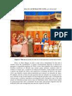 I SAGRADA FAMÍLIA 4.3 AS BODAS DE CANÁ
