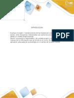 Psicopatología y Contextos 2