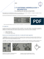 HIDRAULICA Y SISTEMAS HIDRÁULICOS Y NEUMÁTICO