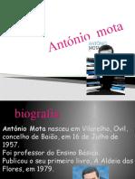 antonio mota - trabalho de Português