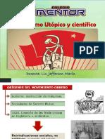 El socialismo utopico y cientifico