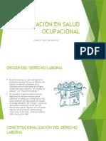Presentación Ppt. - Clase Legislación en Salud Ocupacional (3)