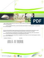 ROYAL TAJ (White Parboiled Rice )  Agro Products Manufacturers, Processors, Exporters, suppliers, traders in India FMCG company Agro Products
