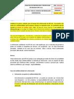 INSTRUCTIVO MANEJO INFORFMACION II