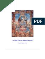 The High King Avalokitesvara Sutra