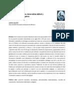 olive, leon - proyectos nacionales, interculturalidad y conocimientos indígenas
