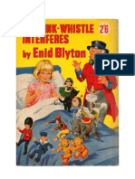 Blyton Enid Mr.pink Whistle Interferes