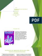 Verificación, vigencia y formatos de RITEL