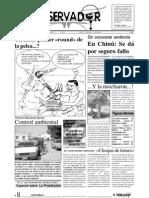 Periodico El Observador Edicion 2