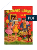 Blyton Enid Mr.pink Whistle's Party