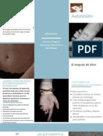 5autolesion folleto
