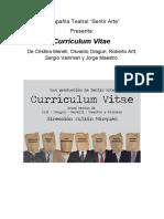 Carpeta Didáctica CV