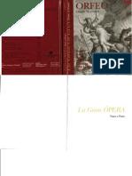 Monteverdi - Orfeo (La ópera paso a paso)