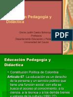 Educacion-Pedagogia-Didactica
