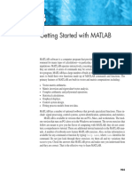 MATLAB Tutorial by Chapra