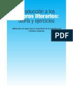 5. GÉNEROS LITERARIOS TEORÍA Y EJERCICIOS