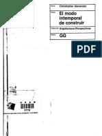 Alexander, Christopher_El Modo Intemporal de Construir.pdf