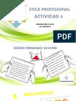 ACTIVIDAD No 6 ETICA PROFESIONAL AC