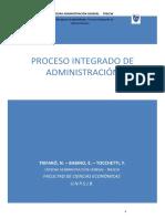 Material de Apoyo al Aprendizaje- Proceso Integrado de Administración