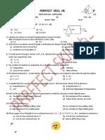 Testp Paper Electricity Conduction