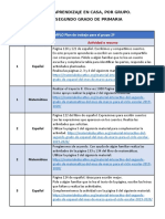 PlanDeAprendizajeEnCasa-segundo grado