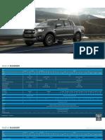 Ford Ranger límited