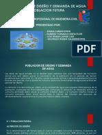 Presentación1 PDF POBLACION DE DISEÑO
