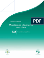 Unidad2.Crecimientomicrobiano