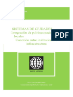 SISTEMA DE CIUDADES
