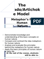 Metaphor's on Human Nature-Avocado&Artichoke