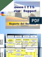 Presentacion ITIL-service support