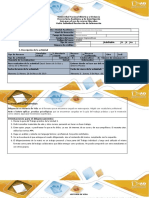 Matriz Individual Recolección de Información