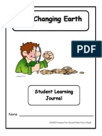 Changing Earth Learning Journalfinal