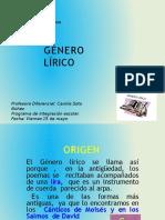 GENERO LIRICO ppt.pptx