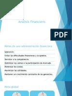 1 Análisis financiero 2020