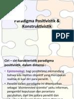 -Paradigma-positivis-Konstruktivis
